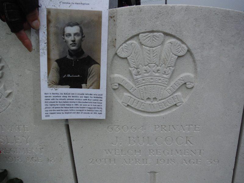 Private Joseph Balcock