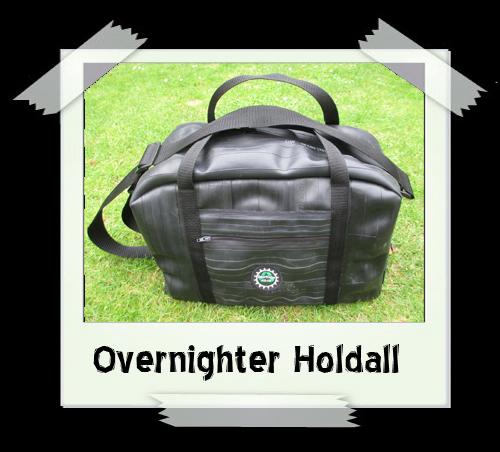 Overnighter Holdall - Malt Sack Lining