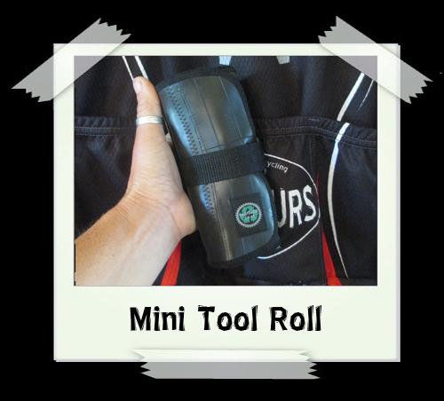 Mini Tool Roll