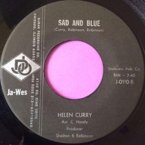 Helen Curry-Sad and blue-Ja-wes E+