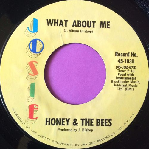 Honey & The Bees-What about me-Josie E+