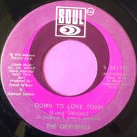 Originals-Down to love town-Soul E