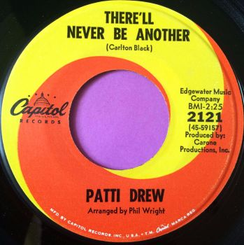 Patti DrewThere`ll never be another-Capitol E