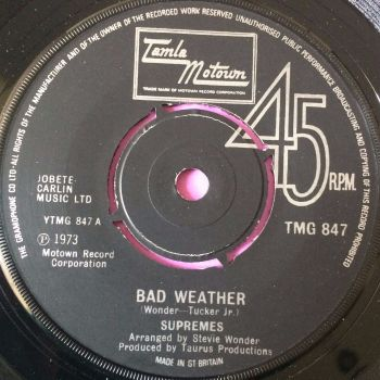 Supremes-Bad weather-TMG 847 E+