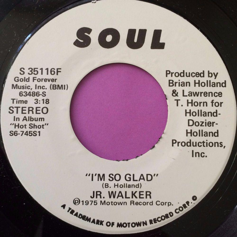 Junior Walker-I`m so glad-Soul WD E+