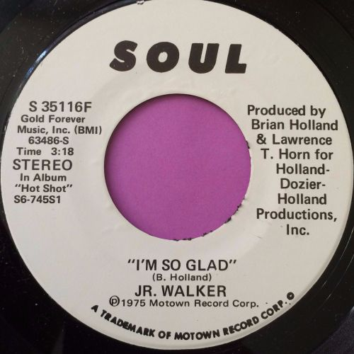 Junior Walker-I`m so glad-Soul WD E+