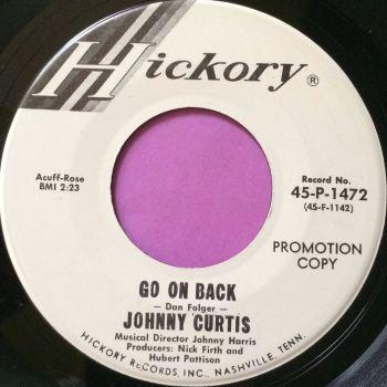 Johnny Curtis-Go on back-Hickory WD E+