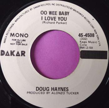 Doug Haynes-Oo wee baby I love you-Dakar WD E+