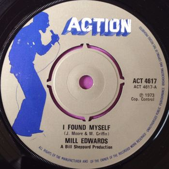 Mill Edwards-I found myself-UK Action E+
