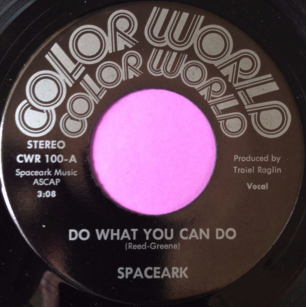Spaceark-Do what you can do-Colorworld M-