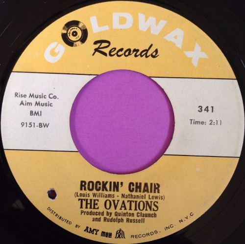 Ovations-rockin` chair-Goldwax E