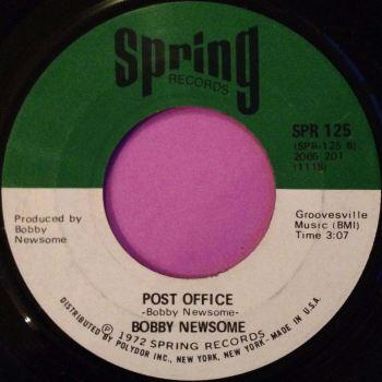 Bobby Newsome-Post Office-Spring E+
