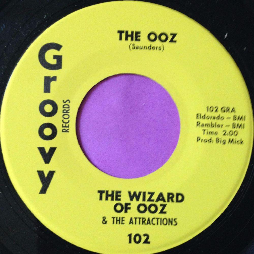 Wizard of ooz- The ooz-Groovy M-
