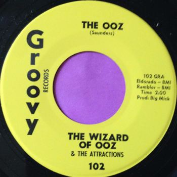 Wizard of ooz- The ooz-Groovy M-