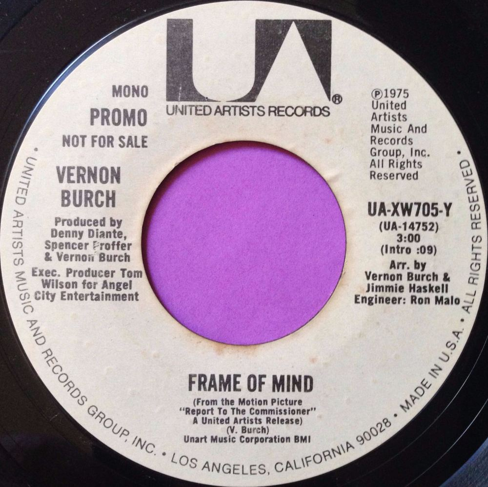 Vernon Burch-Frame of mind-UA E+