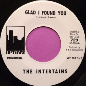 Intertains-Glad I found you-Uptown WD M-