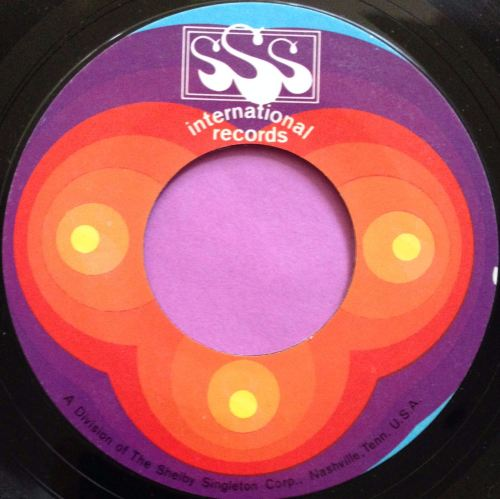 Johnny Adams-You`re a bad habit baby-SSS int E+
