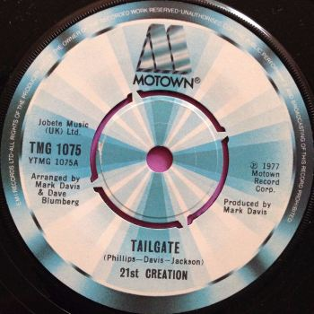 21st Creation-Tailgate-UK Motown E+