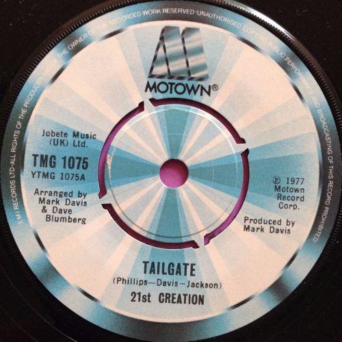 21st Creation-Tailgate-UK Motown E+