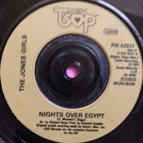 Jones Girls-Nights over Egypt-UK TSOP M-