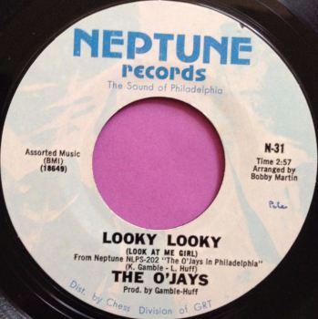 O`Jays-Looky looky-Neptune E+