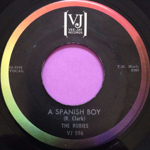 Rubies-A Spanish boy-VJ  E+