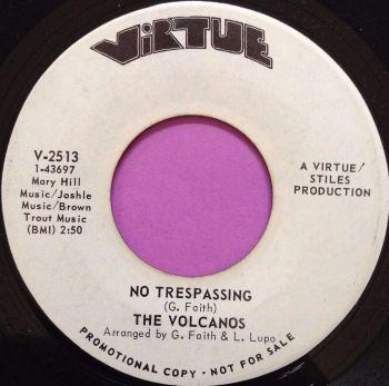 Volcanos-No trespassing-Virtue E+