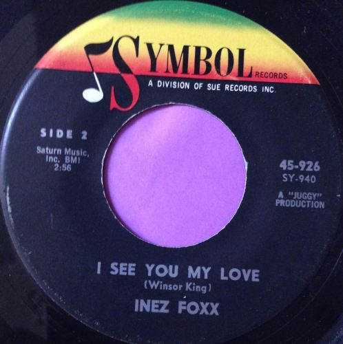 Inez Fox-I see you my love-Symbol E+