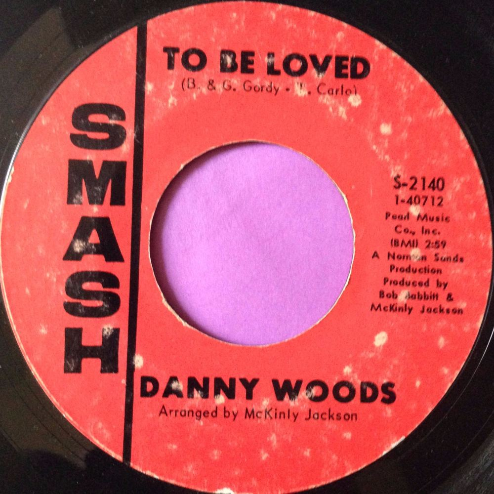 Danny Woods-To be loved-Smash E