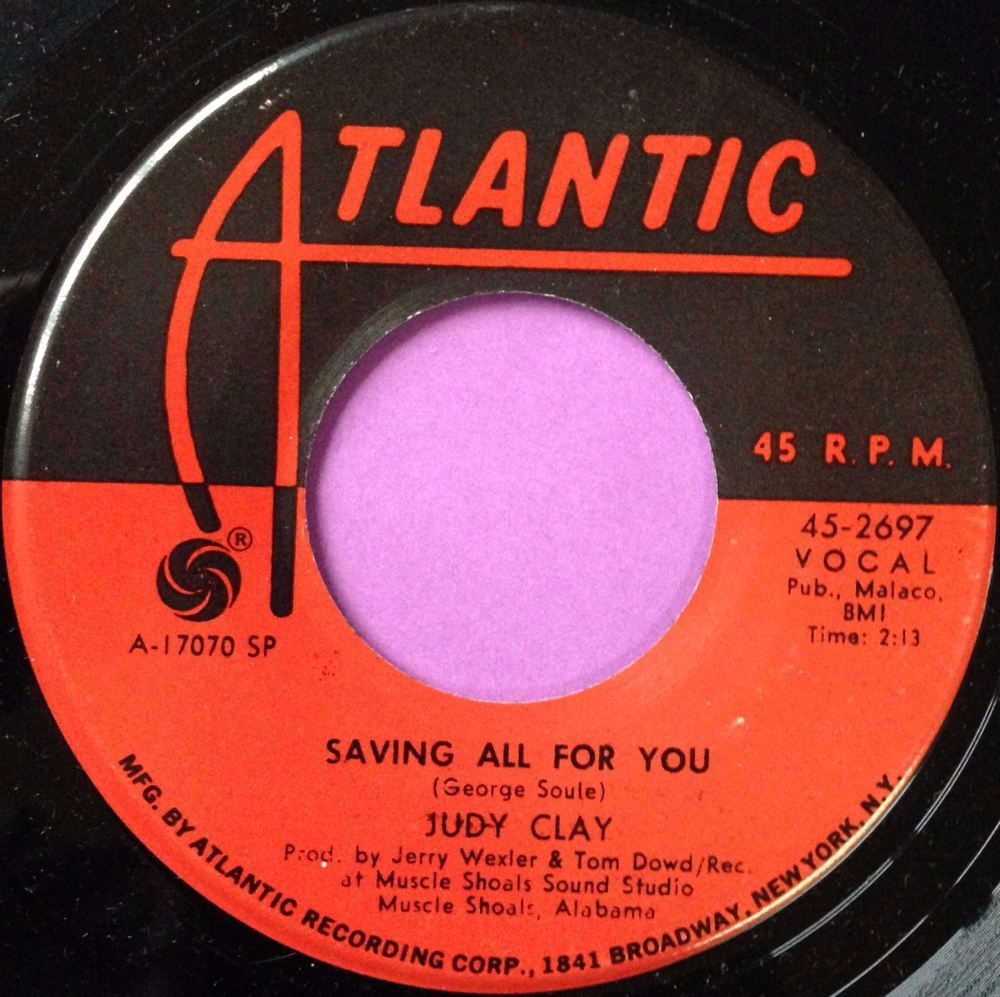Judy Clay-Saving all for you-Atlantic M-