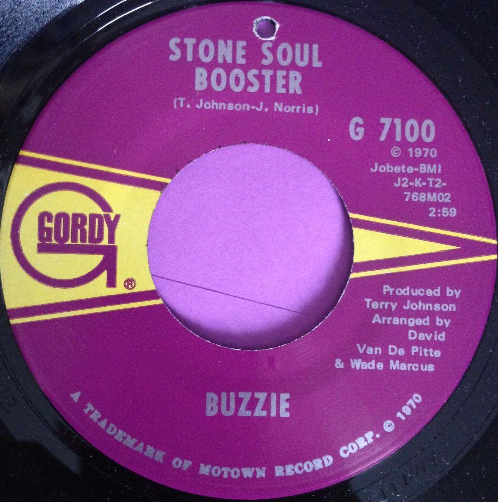Buzzie-Stone Soul Booster-Gordy M-