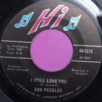 Ann Peebles-I still love you-Hi E+
