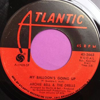 Archie Bell-My balloon`s going up-Atlantic E+