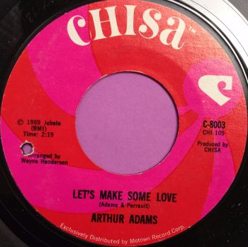 Arthur Adams-Let`s make some love-Chisa M-