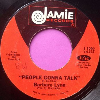 Barbara Lynn - People gonna talk- Jamie - E