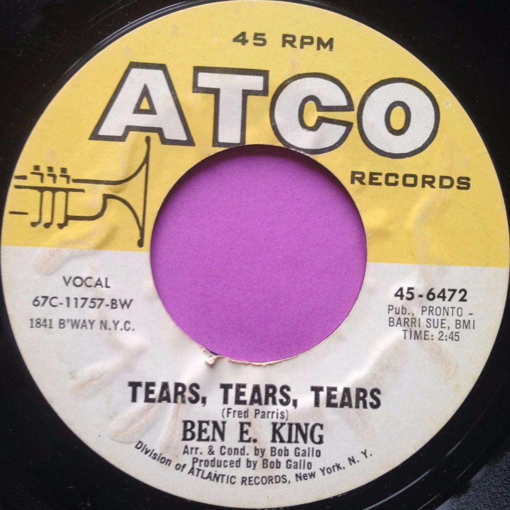 Ben E King-Tears tears tears-Atco E-