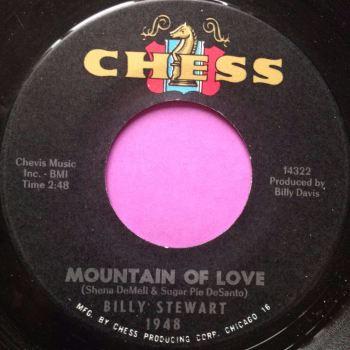 Billy Stewart-Mountain of love-Chess E