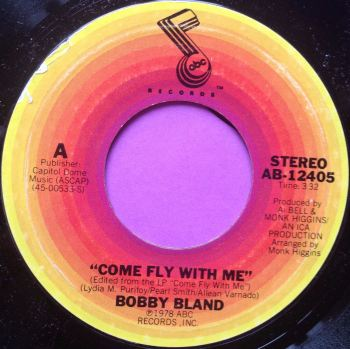 Bobby Bland-Come fly with me-ABC E+