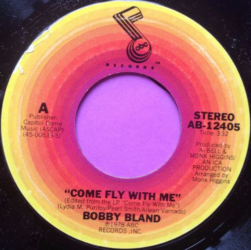 Bobby Bland-Come fly with me-ABC E