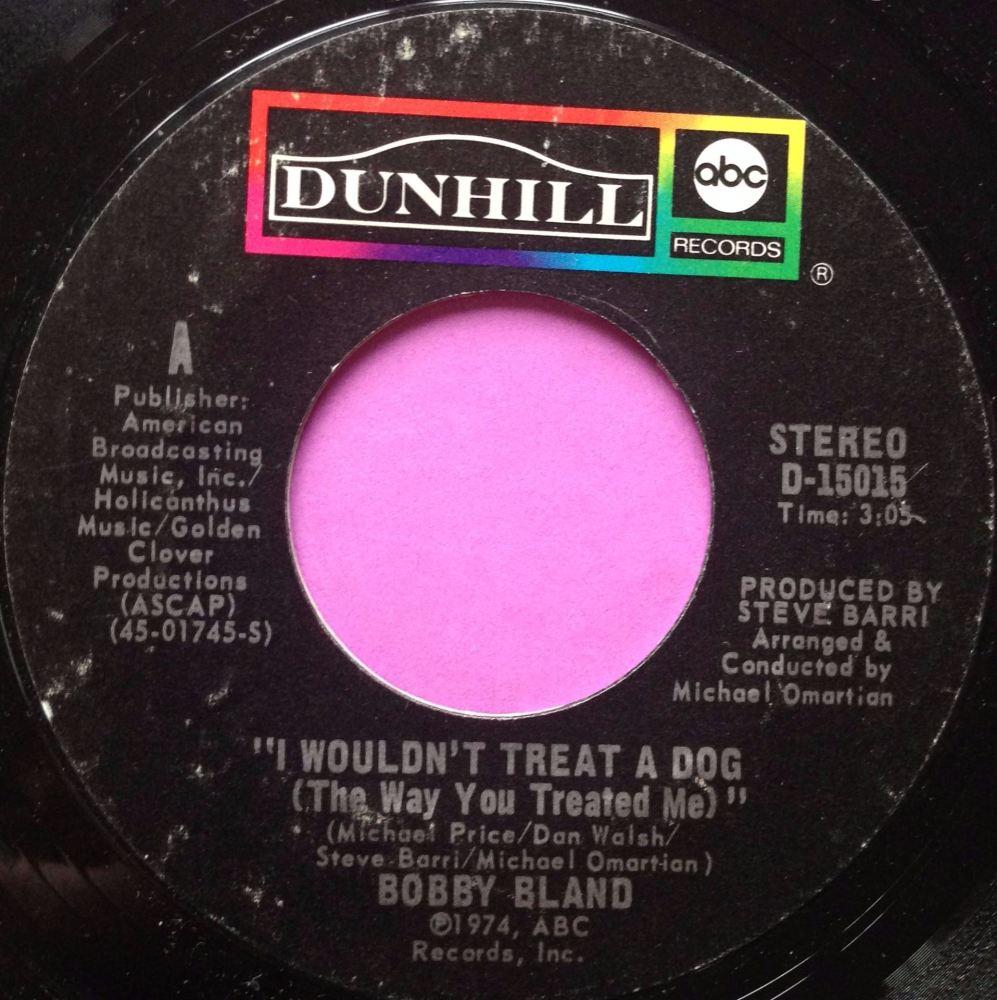 Bobby Bland-I wouldn`t trat a dog-ABC E+
