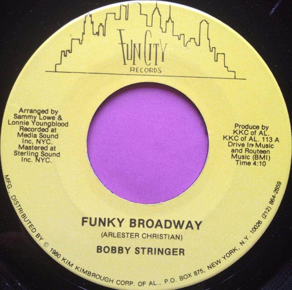 Bobby Stringer-Funky Broadway-Fun city E+