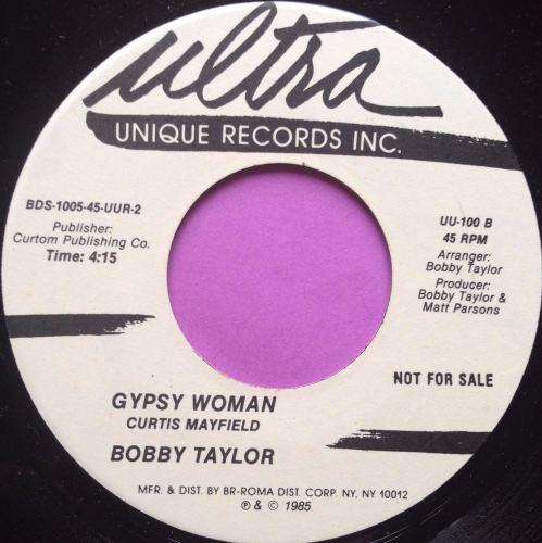 Bobby Taylor-Gypsy Woman-Ultra E+