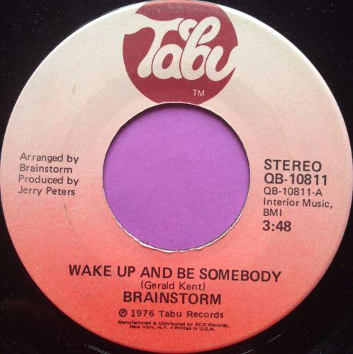 Brainstorm-Wake up and be somebody-Tabu M-