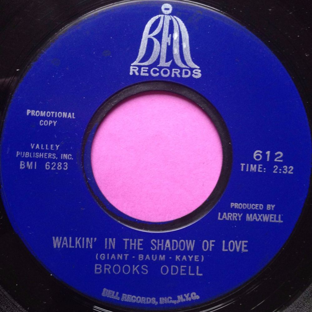 Brooks O'Dell- Walkin' in the shadow of love- Bell E+