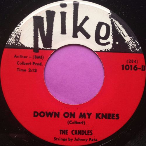 Candles-Down on my knees-Nike E+