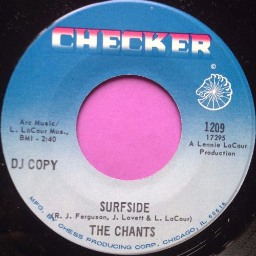 Chants-Surfside/ Chicken n` gravy-Checker M-