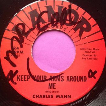 Charles Mann-Keep your arms around me-Lanor wol E+