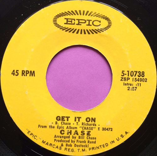 Chase-Get it on-Epic E
