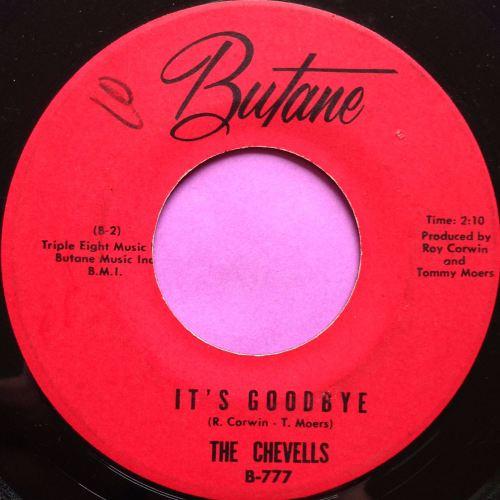 Chevells-It`s goodbye-Butayne E