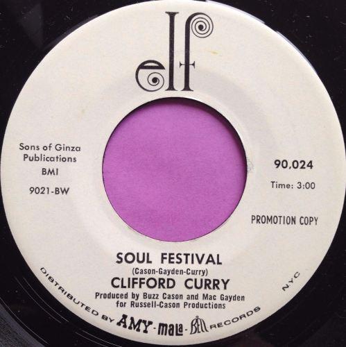 Clifford Curry- Soul Festival- elf WD M-